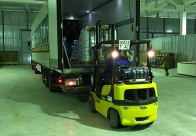 Transport meubilair en waspoeder