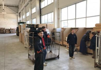 Lossen transport Zhitomir