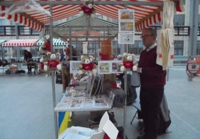 SOEGG op kerstmarkt EMC