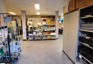 Werk- en opslagruimte Spijkenisse wacht weer op nieuwe goederen…